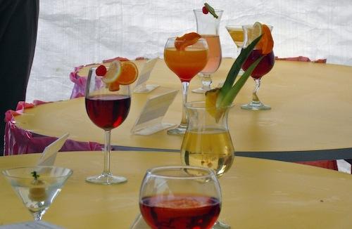 Herbal cocktails