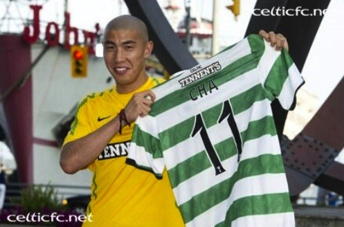 Cha Du-ri: Celtic's latest Korean signing