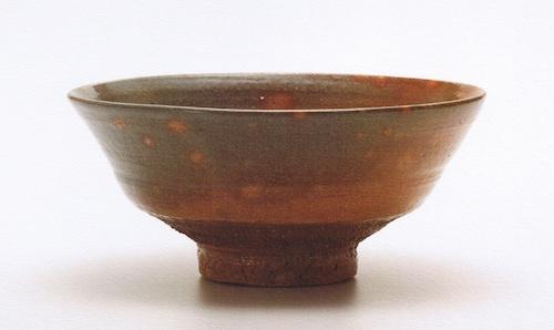 Tea bowl by Min Young Ki