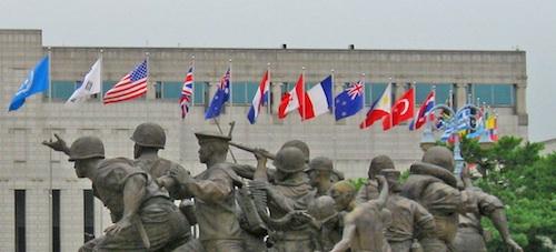 National War Memorial Museum, Seoul