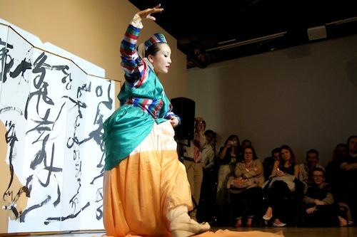 Sunnee Park (Seon dance)