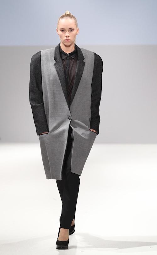 Eunjin Oh outsize jacket