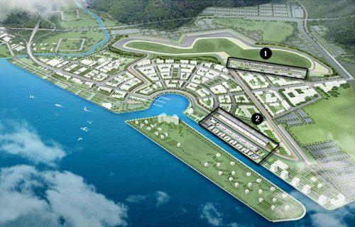 Korean International Circuit, Yeongnam, South Jeolla province