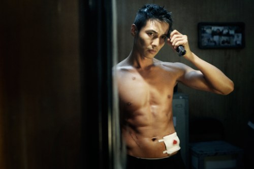 Won Bin in Ajosshi / The Man from Nowhere