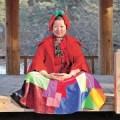 Thumbnail for post: Ahn Eun-me: dancing for grandmother
