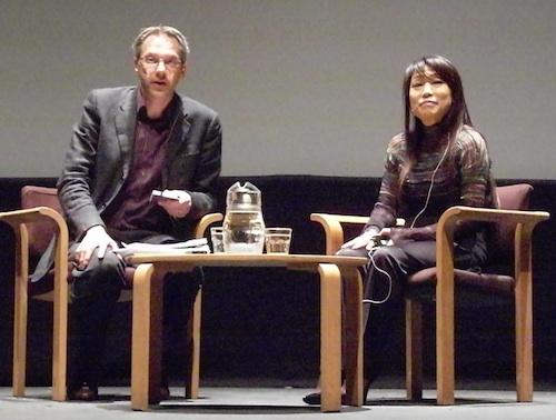 Unsuk Chin in conversation with Jonathan Cross at the Barbican Theatre