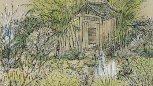 Featured image for post: A Korean Garden at the Chelsea Flower Show