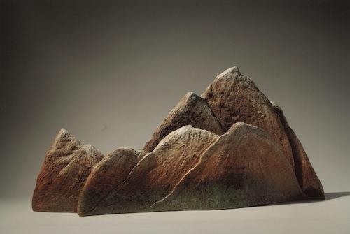 Han Hyang Lim, Mountain entering spring (2003)