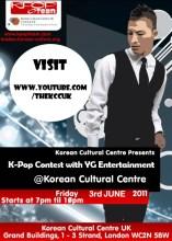 K-pop poster