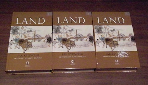 Tennant's three-volume translation of Part 1 of Land