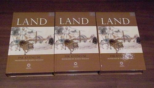 Tennant's three-volume translation of Part 1 of Land