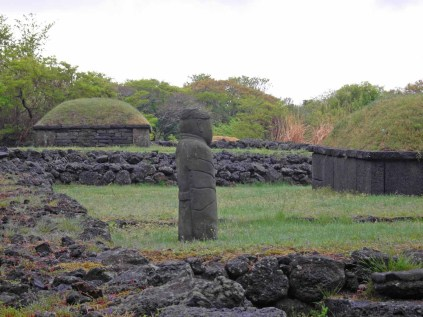 Jeju tombs echo the shape of the oreum