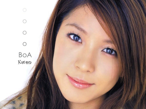 Kwon BoA - 10 years in the K-pop industry