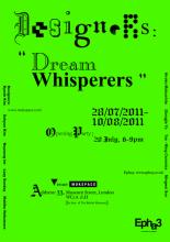 Designers: Dream Whisperers poster