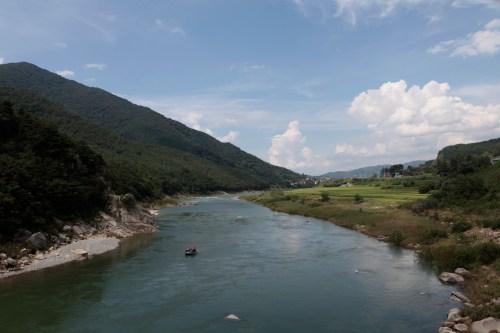 Gyeongho River