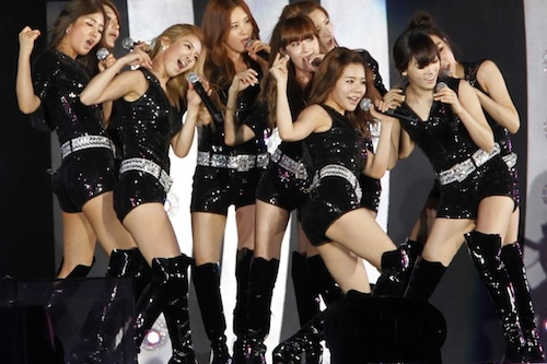 Girls Generation in Japan