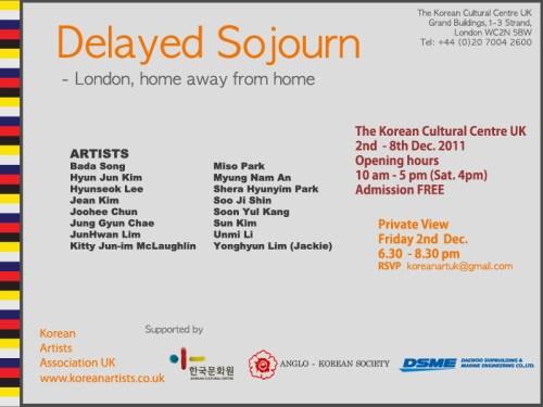 INVITATION: Delayed Sojourn