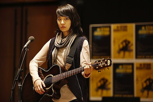 Ahn So-yeon, played by Younha