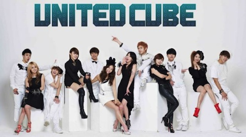 United Cube banner