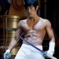 Lee Byung-hun in GI Joe