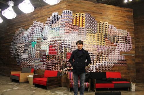Ryu Seung-wan at the KCCUK
