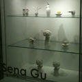Thumbnail image for Sena Gu's ceramics on show in Canary Wharf