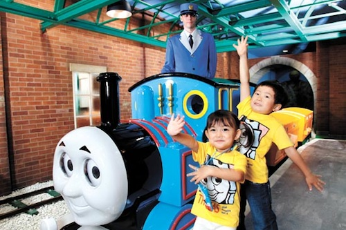 Post image for Thomas the Tank engine wins Korean hearts
