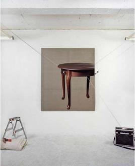 Won Seoyeoung: Table (2010). C-print, 160 x 130 cm