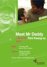 Meet Mr Daddy poster