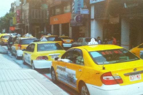 Beast taxis
