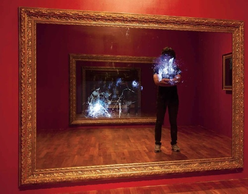 Lee Yong-baek Broken Mirror (2011)