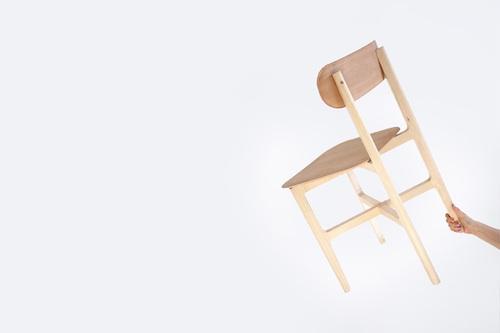 The 1.3 Chair designed by Kim Ki-hyun
