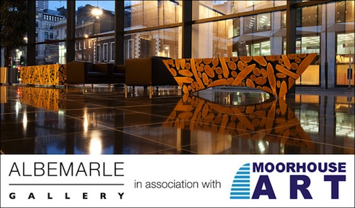 Featured image for post: Korean Contemporary Art at Moorhouse
