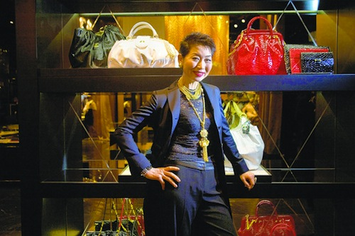 Featured image for post: Sungjoo Kim wins Asian women of achievement award