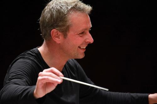 Alexander Liebreich, Artistic Director of the Tongyeong International Music Festival
