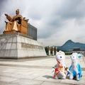 Thumbnail for post: Wenlock & Mandeville in Seoul