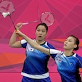 Thumbnail for post: Korean badminton pairs – bad losers?