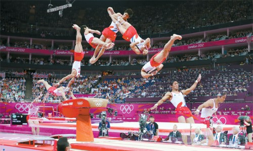 Yang Hak-seon vaults (photo - Yonhap)