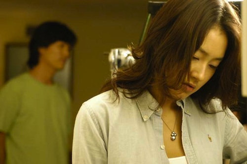 Young-shin and Ji-seok