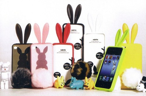 Mobile phone and other accessories from Rabito (image courtesy Rabito Co Ltd)