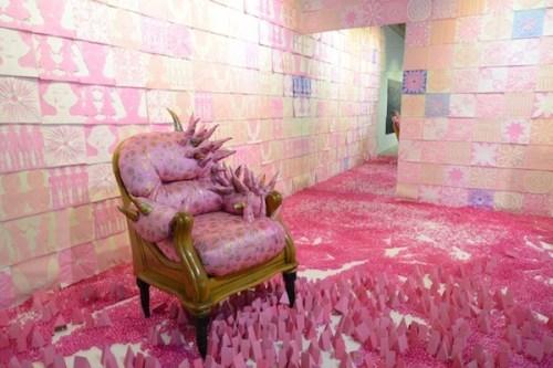 YUN Suk-nam: Pink Room (2012)