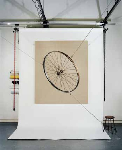 Seoyeoung Won: Wheel, 130x160cm, Photography, 2011