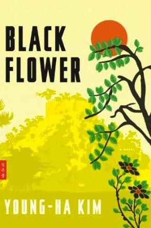 Black Flower cover