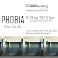 Thumbnail for post: Exhibition news: Phobia – at Hanmi Gallery