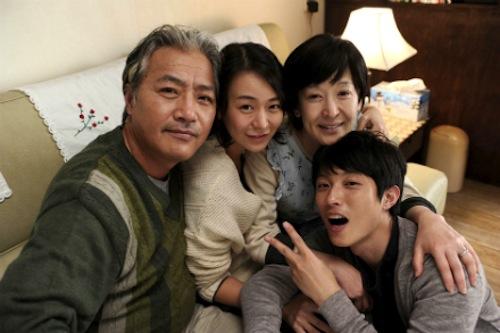 Spring Snow: Sook-ok's family