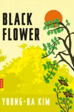 Black Flower cover