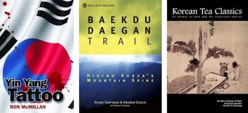 Post image for Mountain walking, Tea Classics and a thriller: three new books