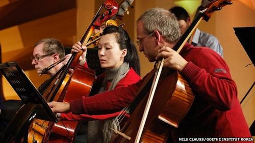 Munich Chamber Orchestra in Pyongyang