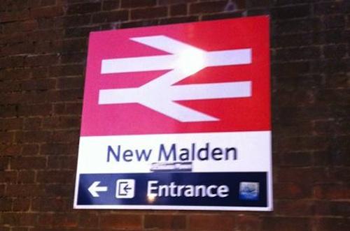 New Malden Station (Photo - Niels Footman)