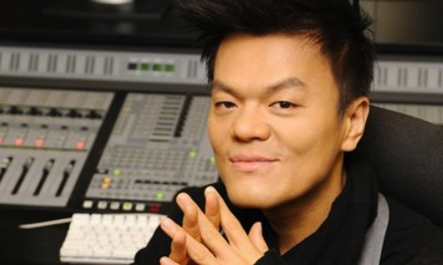 Park Jin-young of JYP